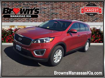 2017 Kia Sorento for sale in Manassas, VA