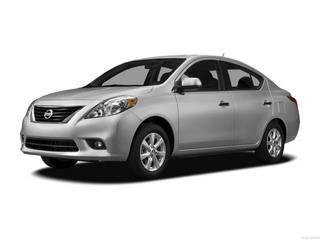 2012 Nissan Versa for sale in Manassas, VA