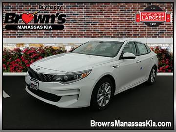 2016 Kia Optima for sale in Manassas, VA