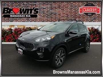 2017 Kia Sportage for sale in Manassas, VA