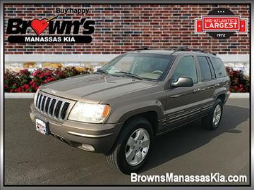 2001 Jeep Grand Cherokee for sale in Manassas, VA
