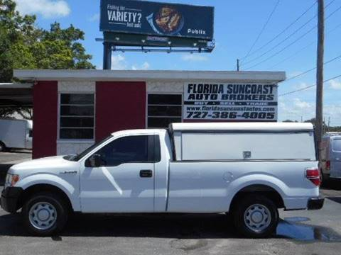 2012 Ford F-150 for sale in Palm Harbor, FL