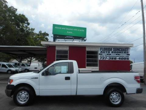 2013 Ford F-150 for sale in Palm Harbor, FL