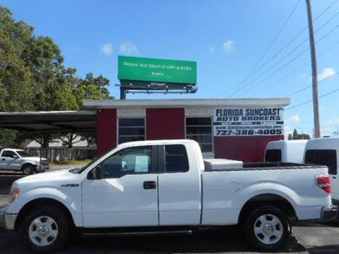 2011 Ford F-150 for sale in Palm Harbor, FL
