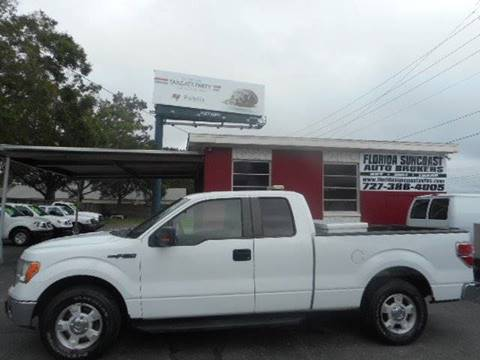 2010 Ford F-150 for sale in Palm Harbor, FL