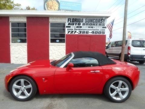 2006 Pontiac Solstice for sale in Palm Harbor, FL