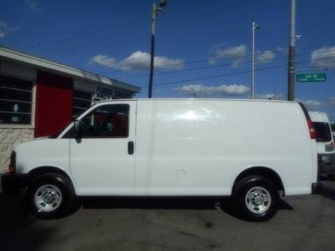 2014 Chevrolet Express Cargo for sale in Palm Harbor, FL