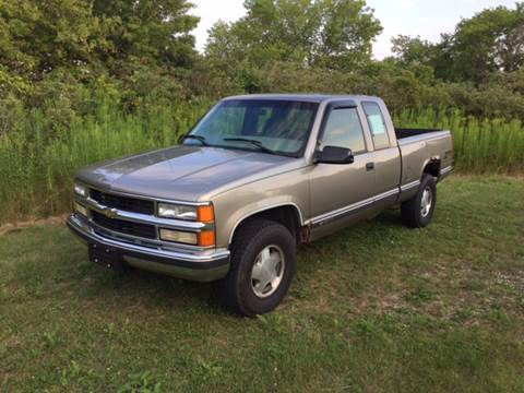 1998 Chevrolet C/K 1500 Series for sale in Manitowoc, WI