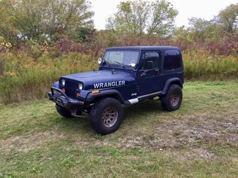 1995 Jeep Wrangler for sale in Manitowoc, WI
