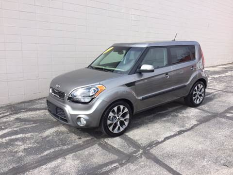 2013 Kia Soul for sale in Manitowoc, WI
