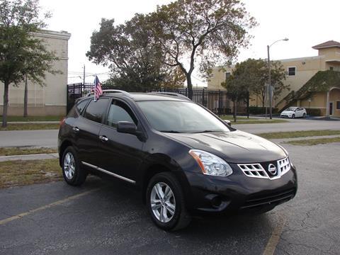 2013 Nissan Rogue for sale in Miramar, FL