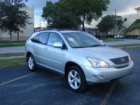 2007 Lexus RX 350 for sale in Miramar, FL