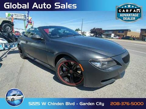2008 BMW M6 For Sale  Carsforsalecom