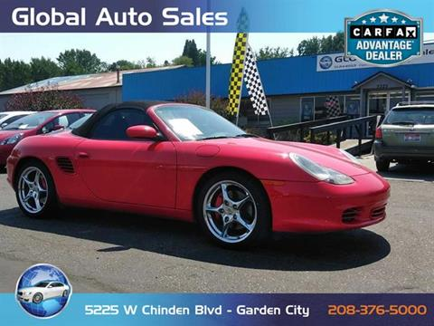 2004 Porsche Boxster for sale in Boise, ID