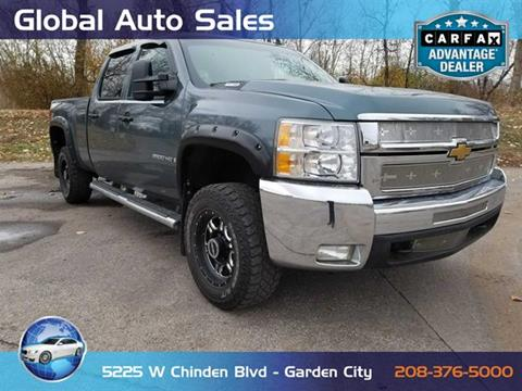 chevrolet silverado 2500 for sale in boise id
