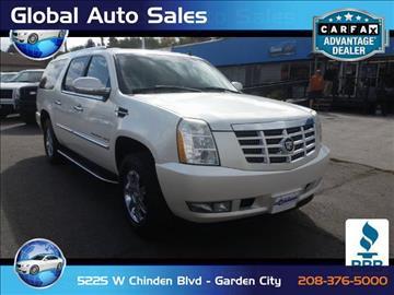 2007 Cadillac Escalade ESV for sale in Boise, ID