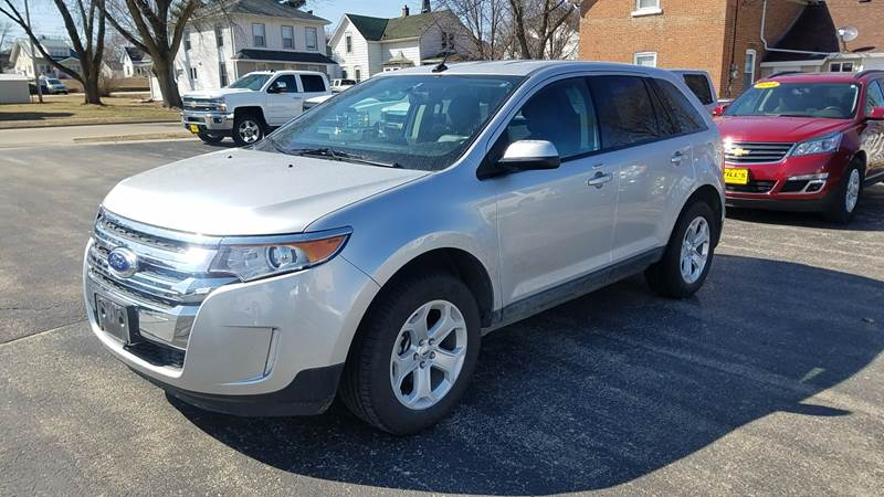 Ford Edge Awd Sel Dr Crossover Bellevue Ia