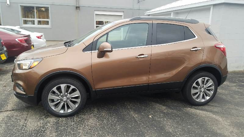 2017 Buick Encore AWD Preferred II 4dr Crossover - Bellevue IA