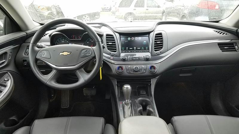 2016 Chevrolet Impala LT 4dr Sedan w/ 2LT - Bellevue IA