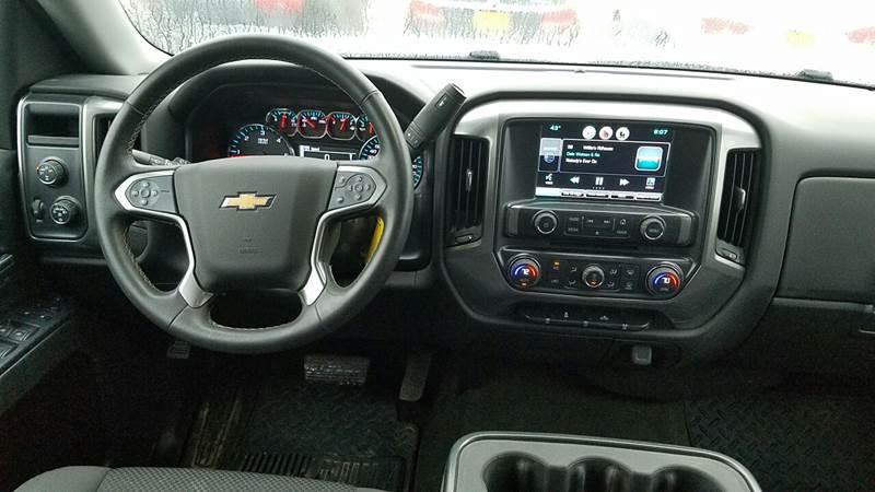 2015 Chevrolet Silverado 1500 4x4 LT 4dr Double Cab 6.5 ft. SB - Bellevue IA