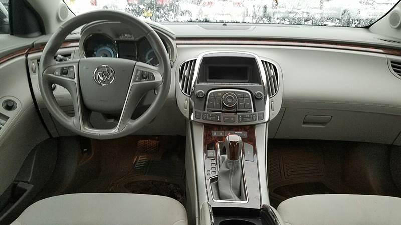 2012 Buick LaCrosse Convenience 4dr Sedan - Bellevue IA