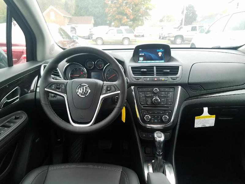 2016 Buick Encore AWD Premium 4dr Crossover - Bellevue IA