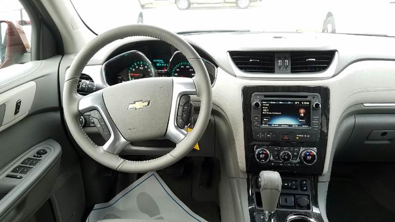 2017 Chevrolet Traverse AWD LT 4dr SUV w/2LT - Bellevue IA