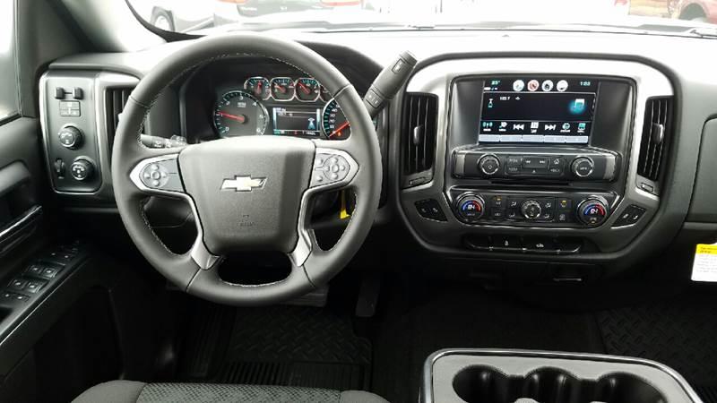 2017 Chevrolet Silverado 1500 4x4 LT 4dr Double Cab 6.5 ft. SB - Bellevue IA