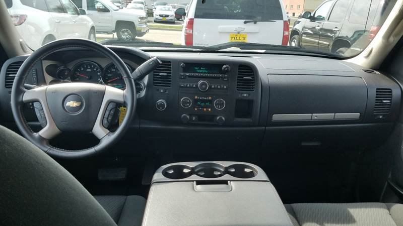 2013 Chevrolet Silverado 1500 4x4 LT 4dr Crew Cab 5.8 ft. SB - Bellevue IA