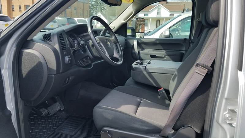 2013 Chevrolet Silverado 2500HD 4x4 LT 4dr Crew Cab SB - Bellevue IA