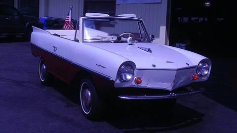 1967 Amphicar Model 770 for sale in Tacoma, WA