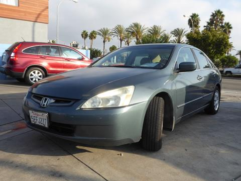 2004 Honda Accord for sale in Lynwood, CA