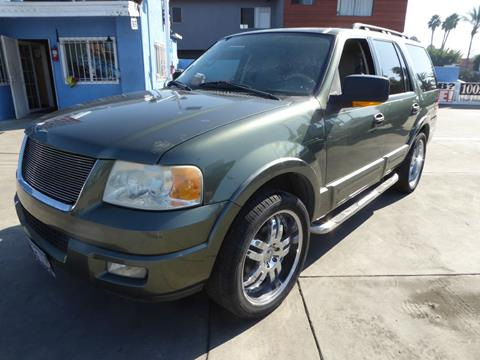 2005 Ford Expedition for sale in Lynwood, CA