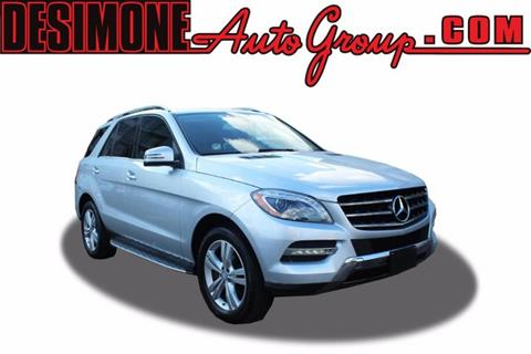 2014 Mercedes-Benz M-Class for sale in Philadelphia, PA