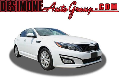 2014 Kia Optima for sale in Philadelphia, PA