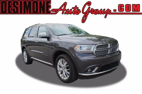 2015 Dodge Durango for sale in Philadelphia, PA