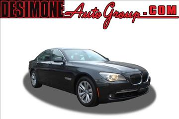 2011 BMW 7 Series for sale in Philadelphia, PA