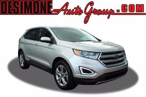 2017 Ford Edge for sale in Philadelphia PA
