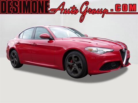 2017 Alfa Romeo Giulia for sale in Philadelphia, PA