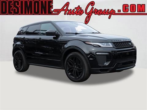 2016 Land Rover Range Rover Evoque for sale in Philadelphia, PA