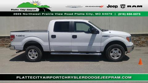 2014 Ford F-150 for sale in Platte City MO