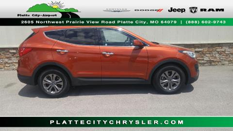 2016 Hyundai Santa Fe Sport for sale in Platte City MO