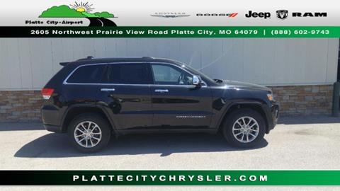 2016 Jeep Grand Cherokee for sale in Platte City MO