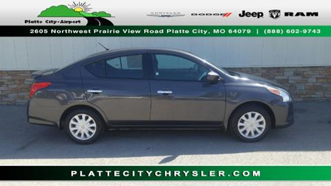 2015 Nissan Versa for sale in Platte City, MO