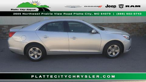 2016 Chevrolet Malibu Limited for sale in Platte City MO