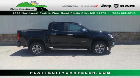 2016 Chevrolet Colorado for sale in Platte City MO
