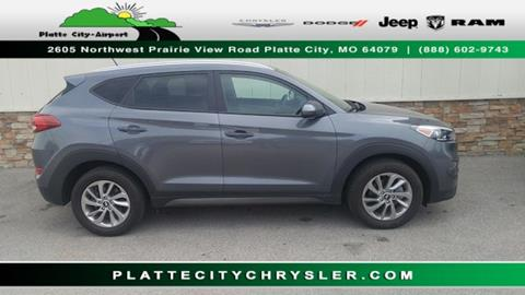 2016 Hyundai Tucson for sale in Platte City, MO
