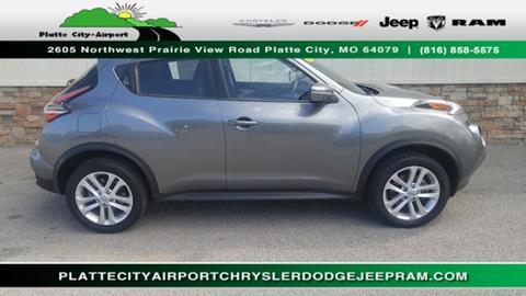 2016 Nissan JUKE for sale in Platte City MO