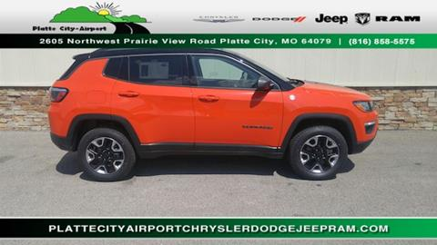 2018 Jeep Compass for sale in Platte City MO