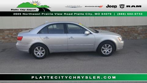 2009 Hyundai Sonata for sale in Platte City MO